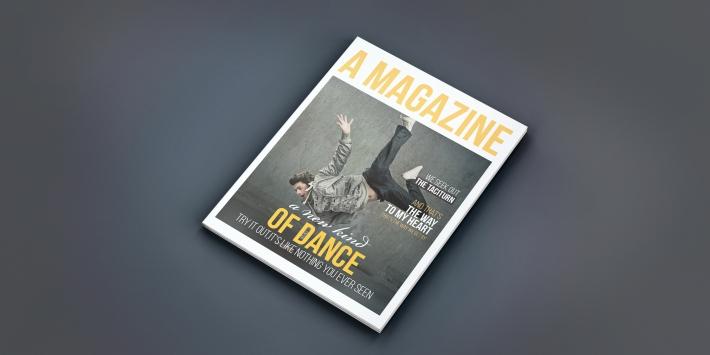 a_magazine